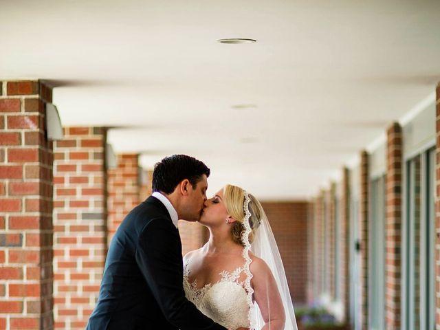 Matt and Heather's Wedding in Newport, Rhode Island 14