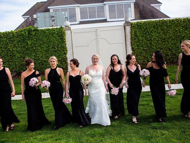 Matt and Heather's Wedding in Newport, Rhode Island 21