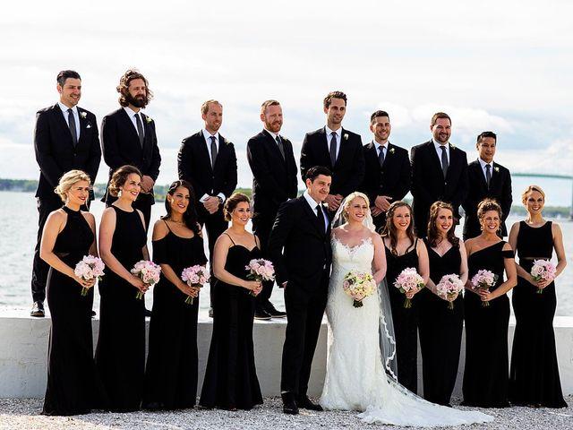 Matt and Heather's Wedding in Newport, Rhode Island 23