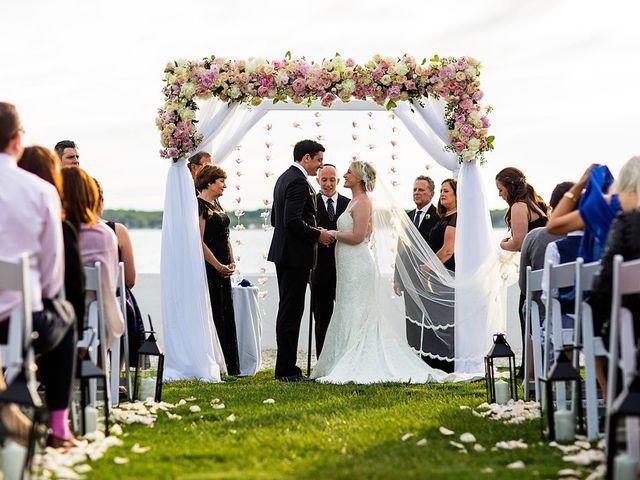 Matt and Heather's Wedding in Newport, Rhode Island 34
