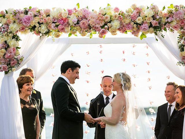 Matt and Heather's Wedding in Newport, Rhode Island 36