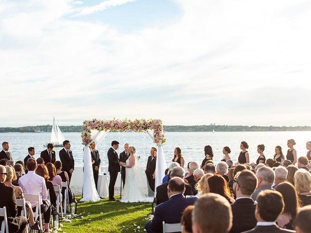 Matt and Heather's Wedding in Newport, Rhode Island 37
