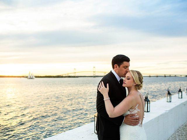Matt and Heather's Wedding in Newport, Rhode Island 41