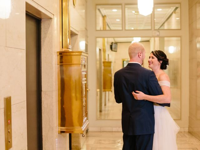 Trevor and Beth's Wedding in Grand Rapids, Michigan 48