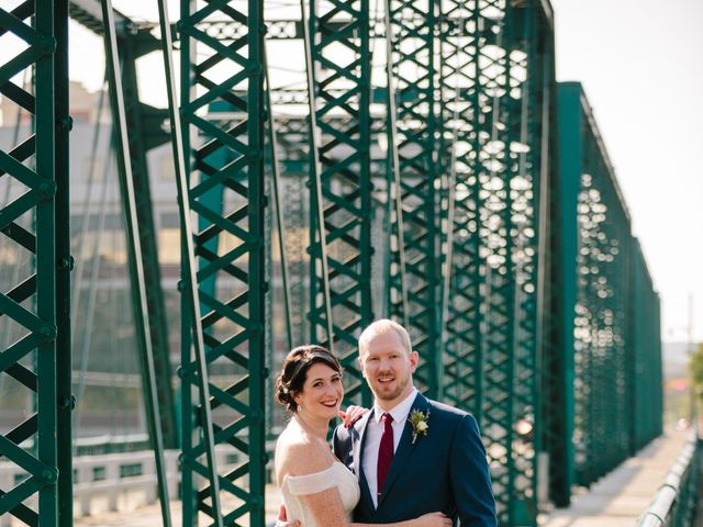 Trevor and Beth's Wedding in Grand Rapids, Michigan 49