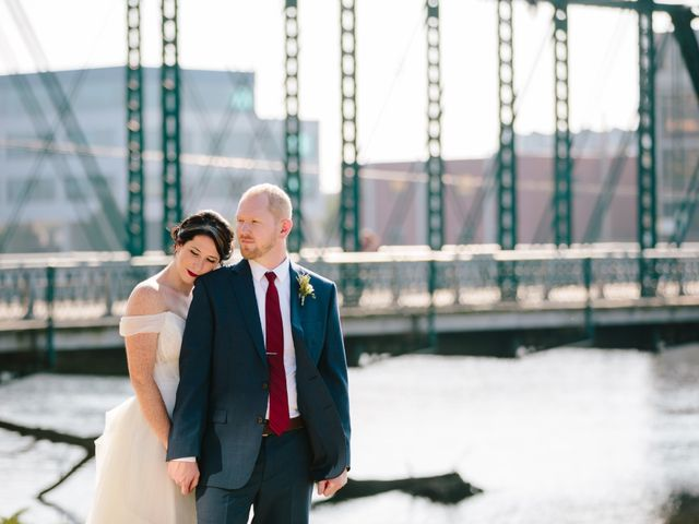 Trevor and Beth's Wedding in Grand Rapids, Michigan 54