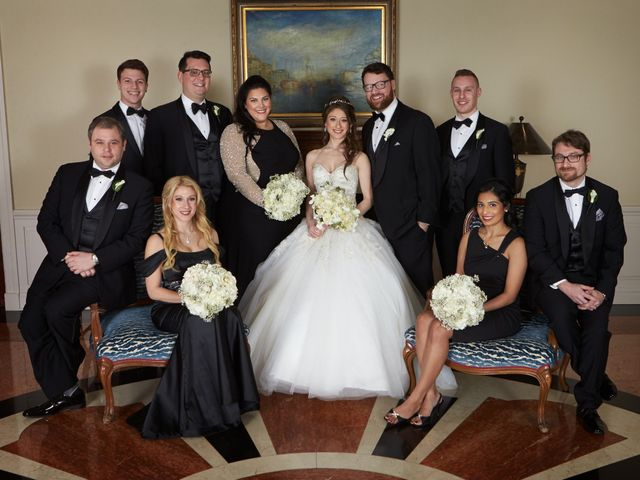 Jeremy and Rebecca's Wedding in New Rochelle, New York 2