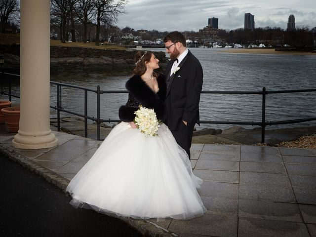 Jeremy and Rebecca's Wedding in New Rochelle, New York 5