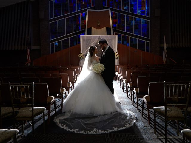 Jeremy and Rebecca's Wedding in New Rochelle, New York 7
