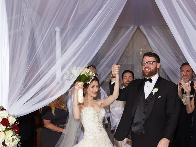 Jeremy and Rebecca's Wedding in New Rochelle, New York 10