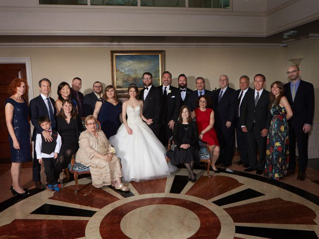 Jeremy and Rebecca's Wedding in New Rochelle, New York 11