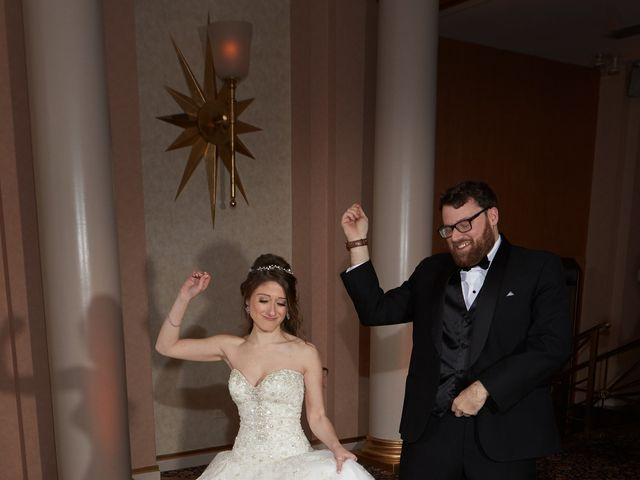 Jeremy and Rebecca's Wedding in New Rochelle, New York 12