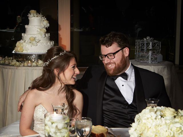 Jeremy and Rebecca's Wedding in New Rochelle, New York 13