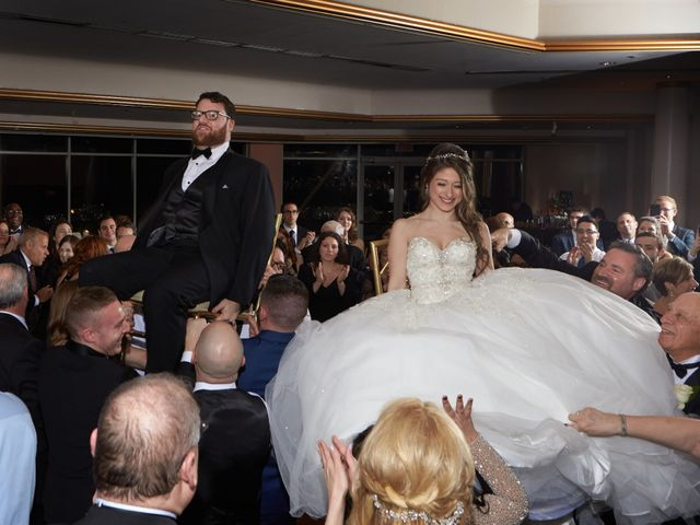 Jeremy and Rebecca's Wedding in New Rochelle, New York 14
