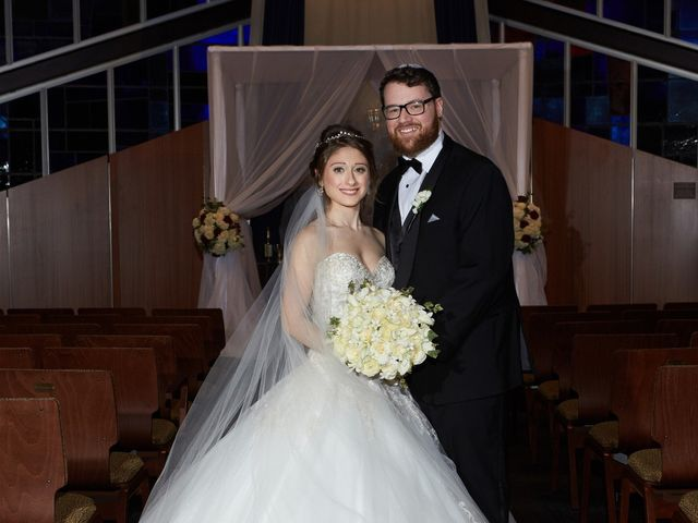 Jeremy and Rebecca's Wedding in New Rochelle, New York 16