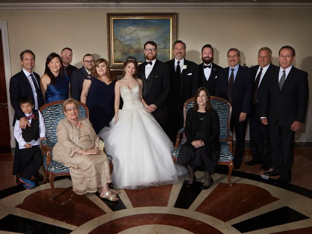 Jeremy and Rebecca's Wedding in New Rochelle, New York 17