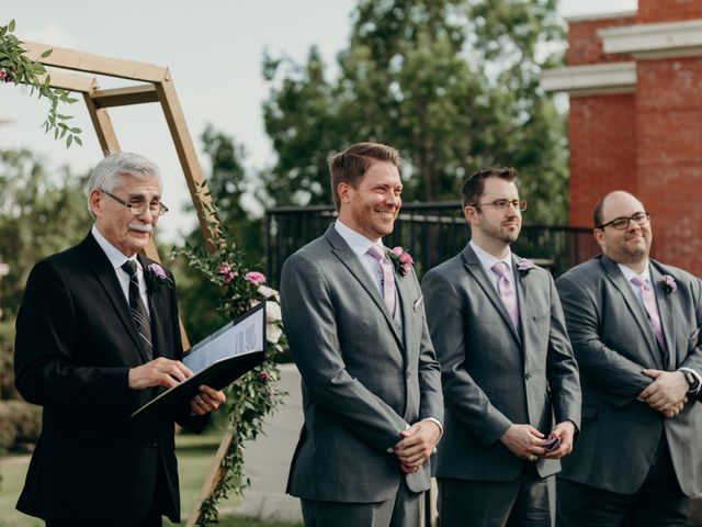 Tracey and Patrick's Wedding in Dallas, Texas 20