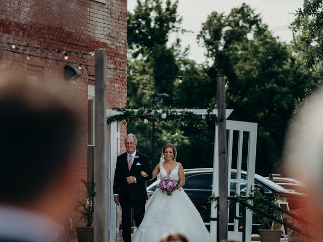 Tracey and Patrick's Wedding in Dallas, Texas 21