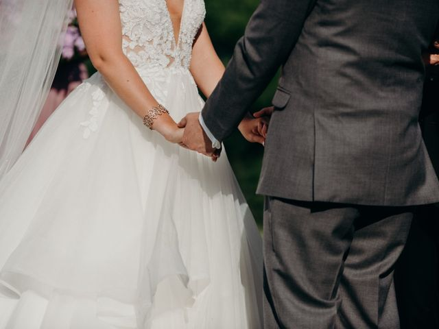 Tracey and Patrick's Wedding in Dallas, Texas 22
