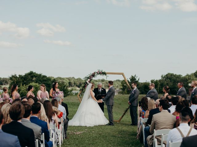 Tracey and Patrick's Wedding in Dallas, Texas 24