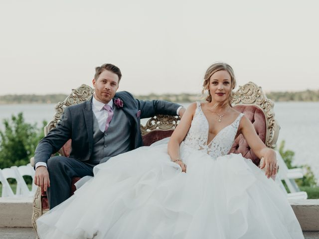 Tracey and Patrick's Wedding in Dallas, Texas 29