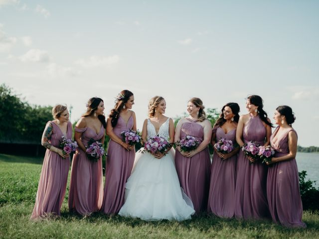 Tracey and Patrick's Wedding in Dallas, Texas 30