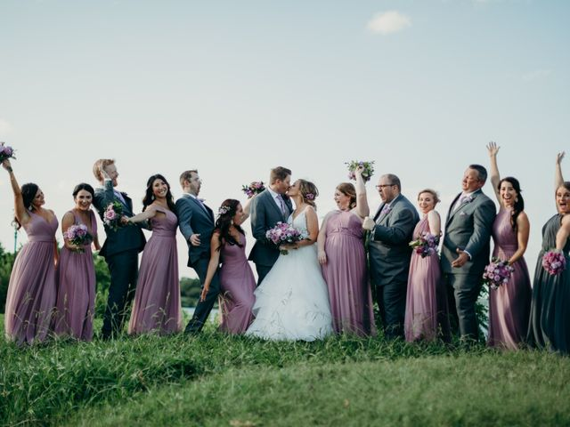 Tracey and Patrick's Wedding in Dallas, Texas 34