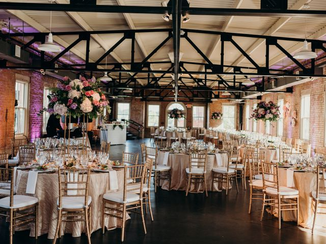 Tracey and Patrick's Wedding in Dallas, Texas 36