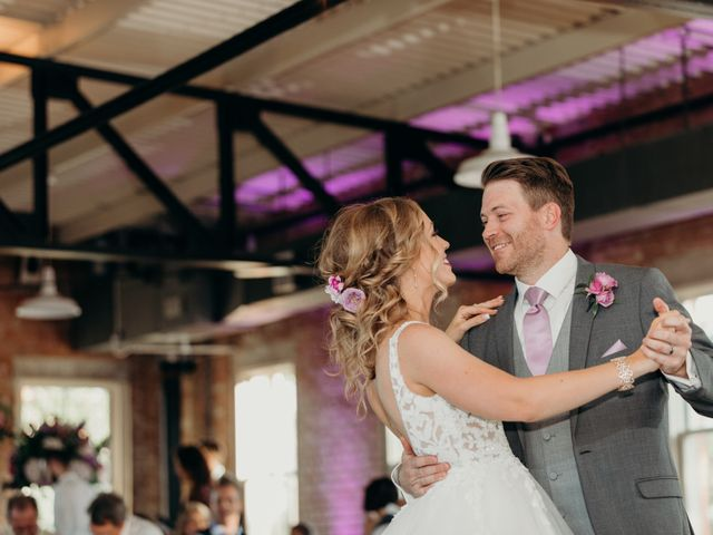 Tracey and Patrick's Wedding in Dallas, Texas 42
