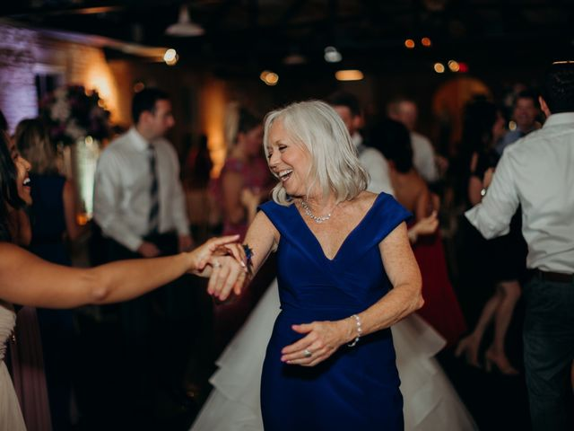 Tracey and Patrick's Wedding in Dallas, Texas 45