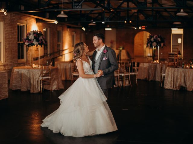 Tracey and Patrick's Wedding in Dallas, Texas 46