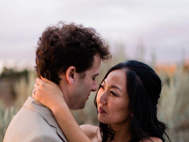 Andrew and Iris's Wedding in Bend, Oregon 4