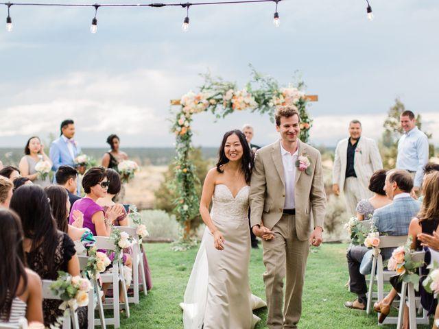 Andrew and Iris's Wedding in Bend, Oregon 6