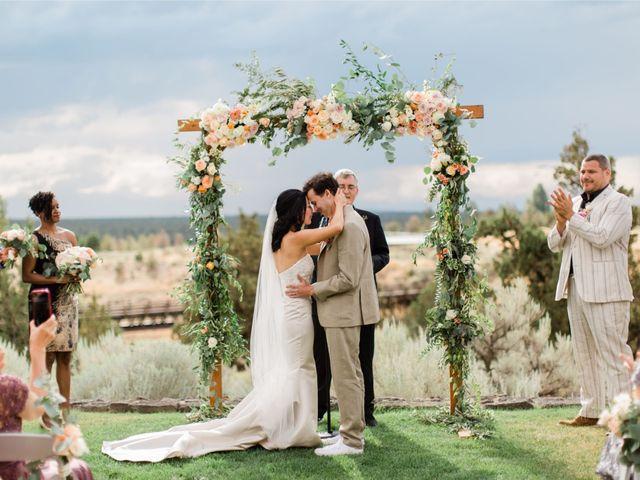 Andrew and Iris's Wedding in Bend, Oregon 7