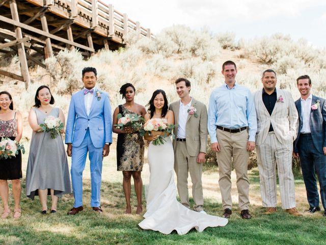 Andrew and Iris's Wedding in Bend, Oregon 10
