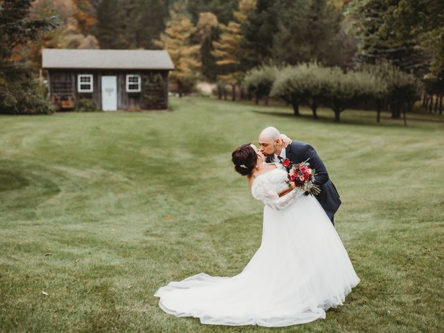 The wedding of Jamie and Alexx