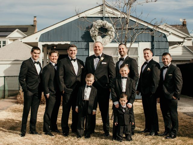 Bobby and Julie's Wedding in Woodbury, New York 4