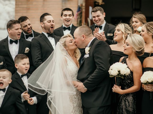 Bobby and Julie's Wedding in Woodbury, New York 10