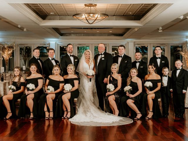 Bobby and Julie's Wedding in Woodbury, New York 11