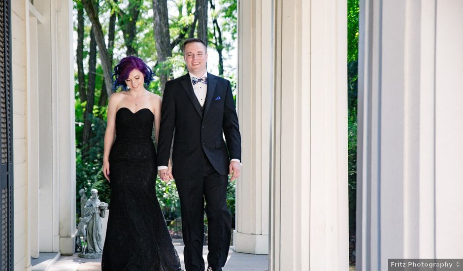 Jon and Debira's Wedding in Portland, Oregon