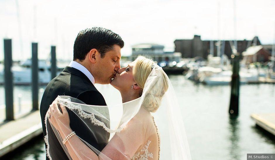 Matt and Heather's Wedding in Newport, Rhode Island