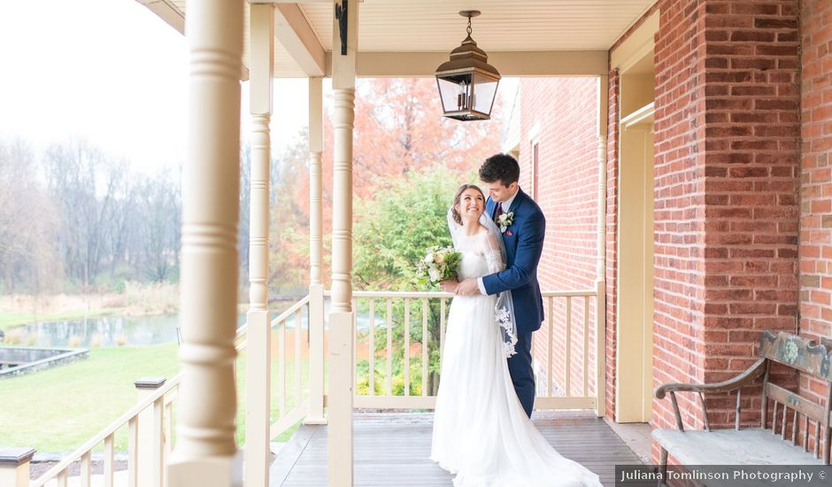 Anthony and Megan's Wedding in Hershey, Pennsylvania