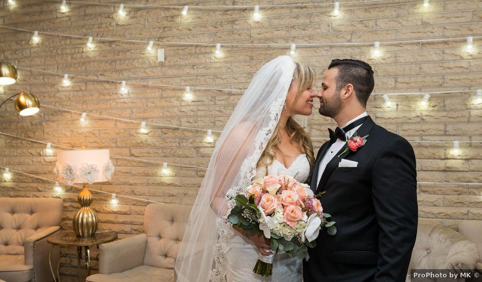 Rodolfo and Dineliz's Wedding in Bensalem, Pennsylvania