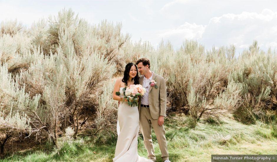 Andrew and Iris's Wedding in Bend, Oregon