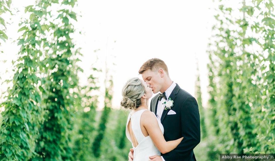 Julia and Ben's Wedding in Portland, Oregon