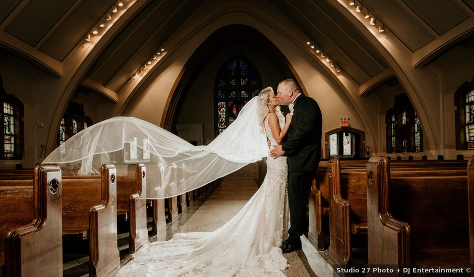 Bobby and Julie's Wedding in Woodbury, New York