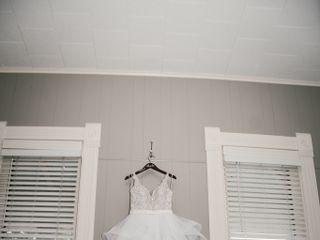 The wedding of Ashley and Daniel 1