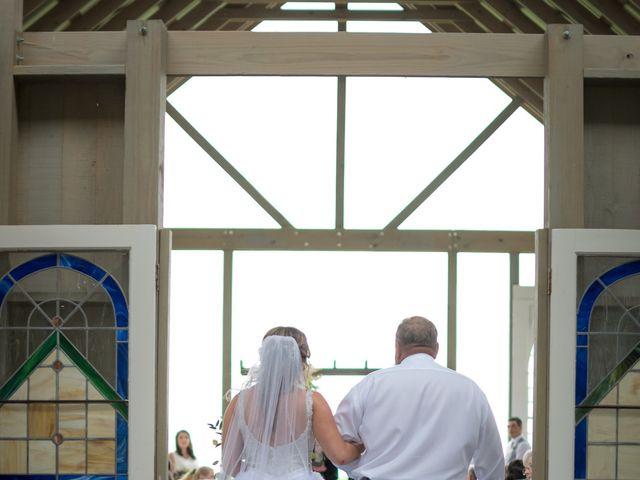 Daniel and Ashley's Wedding in New Braunfels, Texas 6