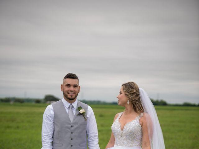 Daniel and Ashley's Wedding in New Braunfels, Texas 7