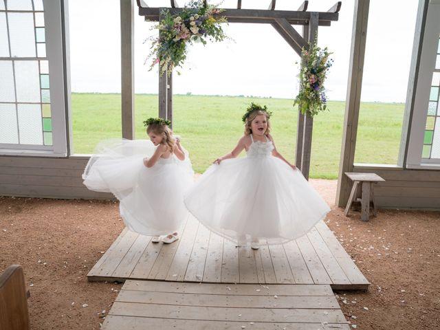 Daniel and Ashley's Wedding in New Braunfels, Texas 9
